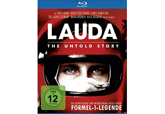 Lauda: The Untold Story - (Blu-ray)