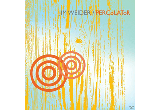 Jim Weider - Percolator - (CD)