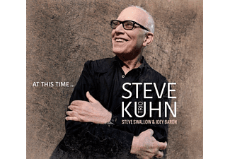 Steve Swallow, Joey Baron, Steve Trio Kuhn - At This Time. - (CD)