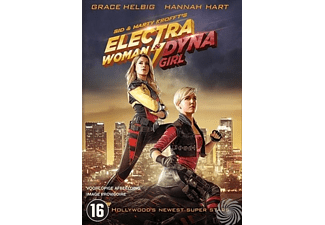 Electra Woman And Dyna Girl | DVD