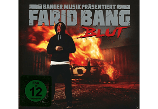 Farid Bang - Blut - (CD + DVD Video)