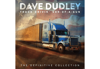 Dave Dudley - The Definitive Collection - (CD)