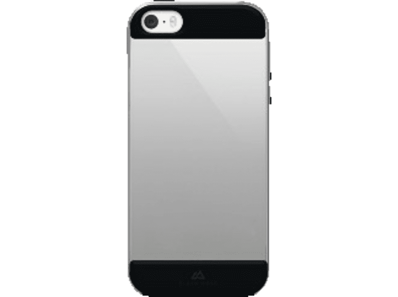 BLACK ROCK  Air Case Backcover Apple iPhone 5, iPhone 5s, iPhone SE Kunststoff, Polycarbonat, Thermoplastisches Polyurethan Schwarz | 04260460950215