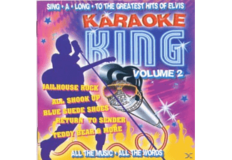VARIOUS - Karaoke King Vol.2 - (CD)
