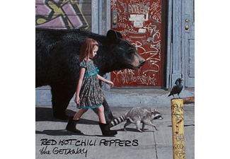 Red Hot Chili Peppers - The Getaway (Vinyl LP (nagylemez))