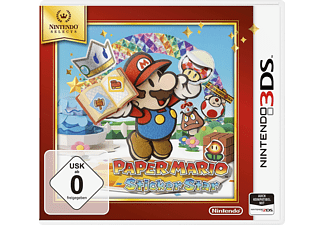 Paper Mario: Sticker Star (Nintendo Selects) - Nintendo 3DS