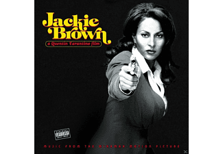 VARIOUS - Jackie Brown - (Vinyl)