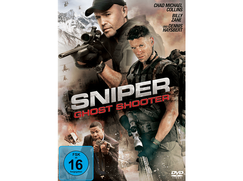Sniper: Ghost Shooter [DVD]