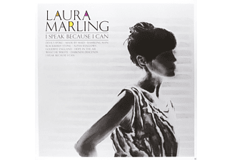Laura Marling - I Speak Because I Can (2016 Reissue) (LP) - (Vinyl)