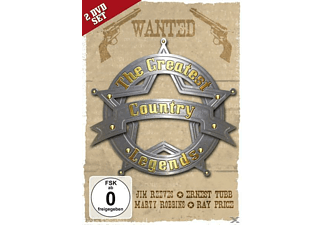 VARIOUS - Best Of Country - (DVD)