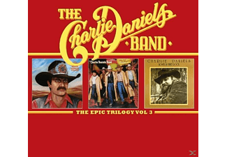Charlie Band Daniels - The Epic Trilogy Vol.3 - (CD)