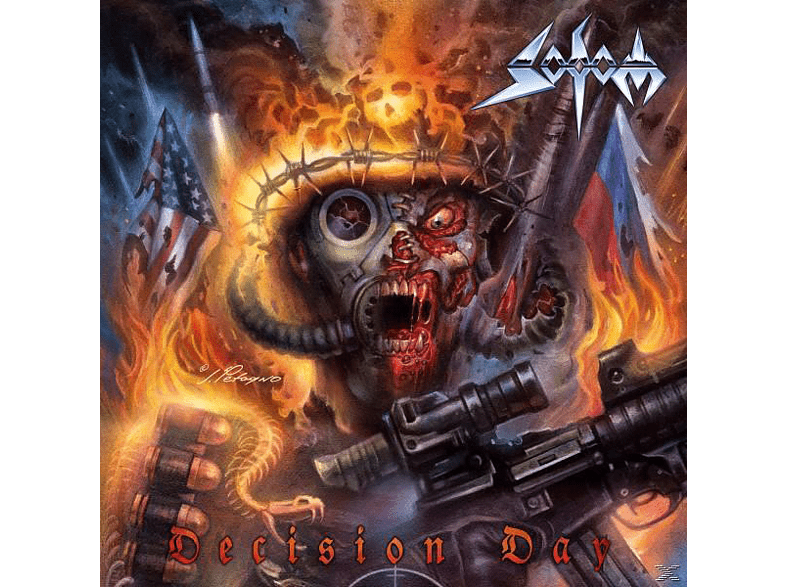 Sodom - Decision Day [LP + Bonus-CD]