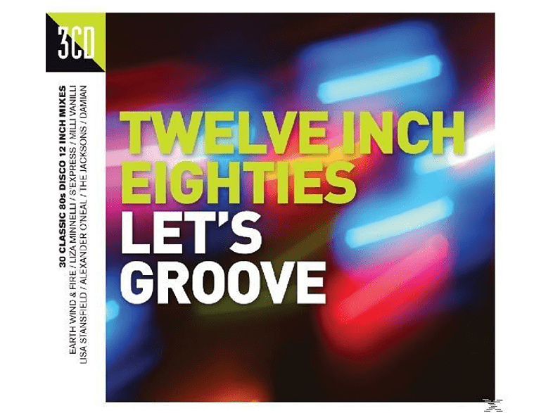 VARIOUS - Let's Groove [CD]