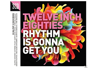 VARIOUS - Rhythm Is Gonna Get You - (CD)