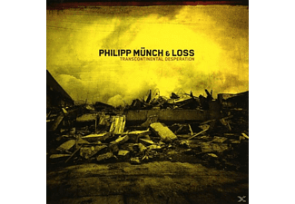 Philipp Münch & Loss - Transcontinental Desperation - (CD)