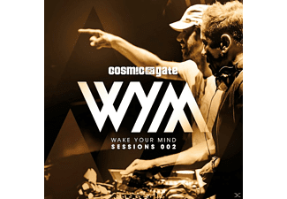 Cosmic Gate - Wake Your Mind Sessions 002 - (CD)