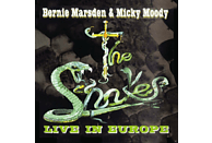 The Snakes - Live In Europe [CD]