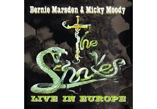 The Snakes - Live In Europe - (CD)
