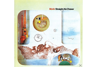 Thelonious Monk - Straight,No Chaser - (CD)