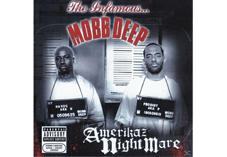 Mobb Deep - Amerikaz Nightmare - (CD)