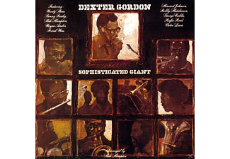 Dexter Gordon - Sophisticated Giant - (CD)