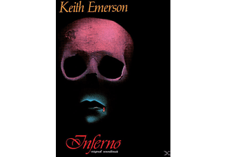 Keith Emerson - Inferno - Limited Edition (Vinyl LP (nagylemez))