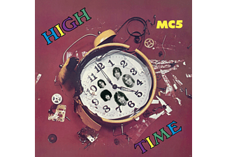 MC5 - High Time - (Vinyl)