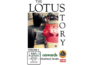 Lotus Story Vol 4 [DVD]
