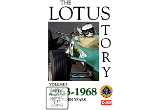 Lotus Story Vol 3 [DVD]