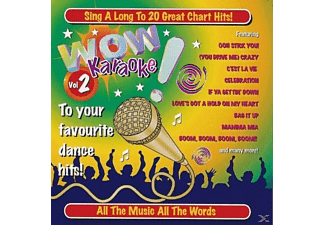 VARIOUS - Wow! Karaoke To Your Favourite..Vol - (CD)