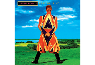 David Bowie - Earthling - (CD)