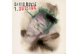 David Bowie - 1.Outside - (CD)
