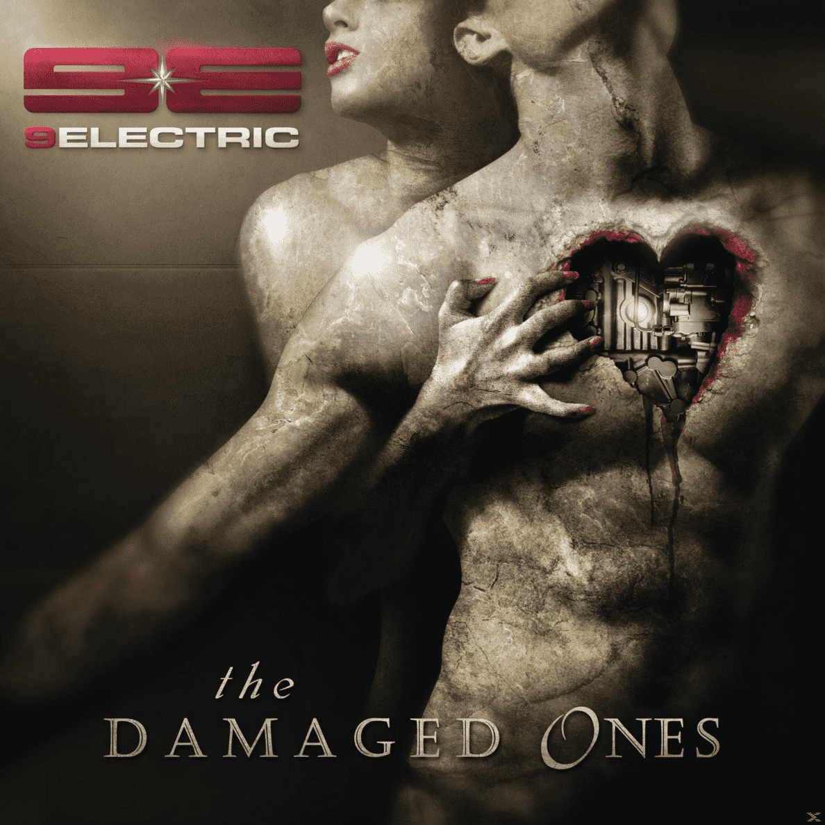 The Damaged Ones 9electric auf CD