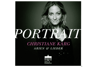 Christiane Karg - Portrait - (CD)