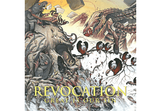 Revocation - Great Is Our Sin - (CD)