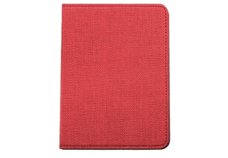 GECKO Flip cover Glo HD Tweed Rouge (V4T45C14)