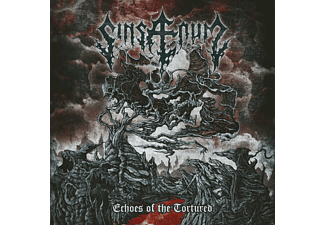 Sinsaenum - Echoes Of The Tortured (Colored Limited Edition) - (LP + Download)