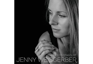 Jenny Weisgerber - Ashes To Stardust - (CD)