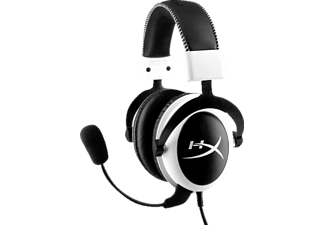 HYPERX Cloud Gaming Headset - White - (KHX-H3CLW)