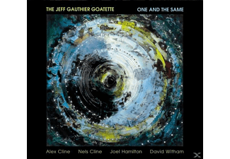 Jeff Gauthier, Jeff & The Goatette Gauthier - One and the Same - (CD)