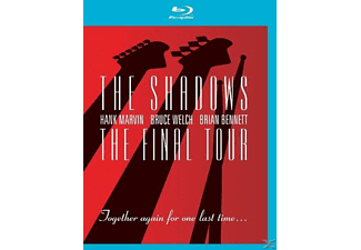 The Shadows - The Final Tour [Blu-ray]