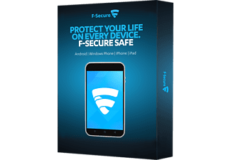 F-SECURE UE SAFE Mobile (1 år, 1 enhet)