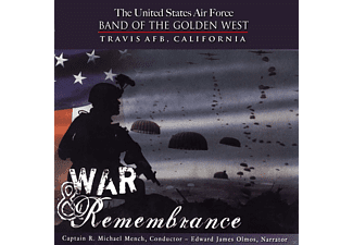 Band Of The Golden West - War & Remembrance - (CD)