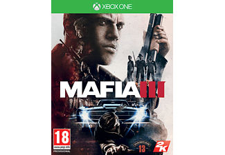 TAKE 2 Mafia III Xbox One