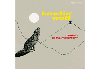 Howlin' Wolf - Moanin' In The Moonlight+4 Bonus Tracks (180g - (Vinyl)