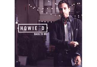 Howie D - Back To Me - (CD)
