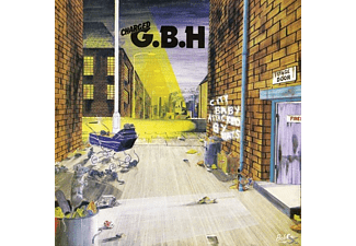 Gbh - City Baby Attacked By Rats - (Vinyl)