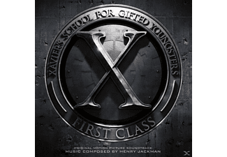 O.S.T. - X-Men: First Class (Henry Jackman) - (Vinyl)