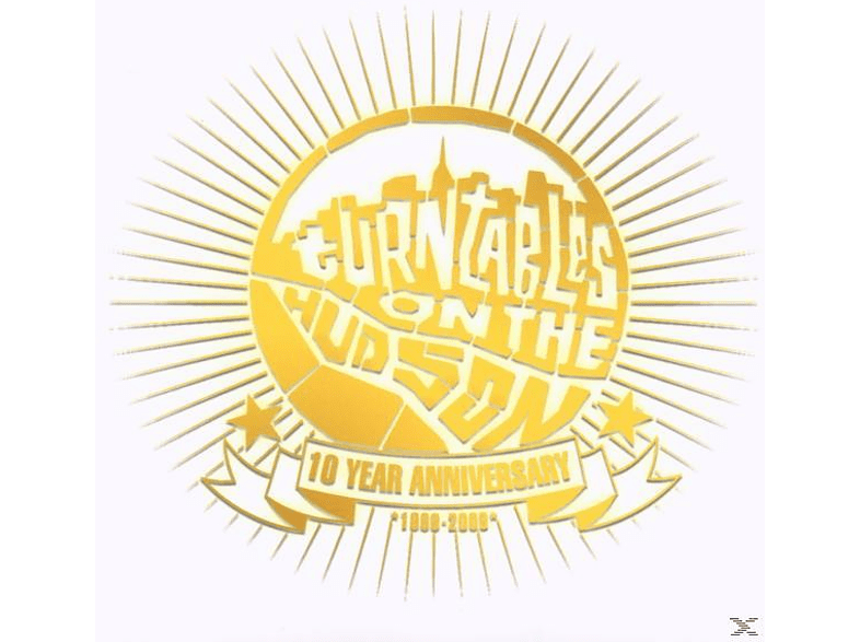 Turntables On The Hudson - 10 Year Anniversary 1998-2008 [CD]