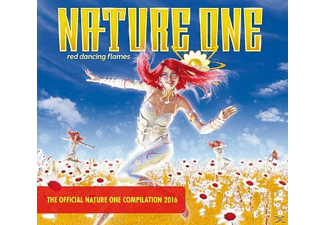VARIOUS - Nature One 2016-Red Dancing Flames - (CD)